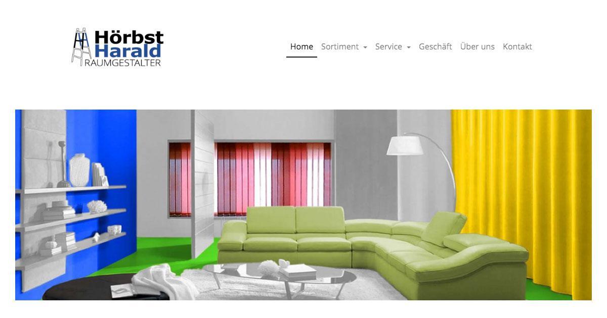 h rbst harald raumgestalter. Black Bedroom Furniture Sets. Home Design Ideas